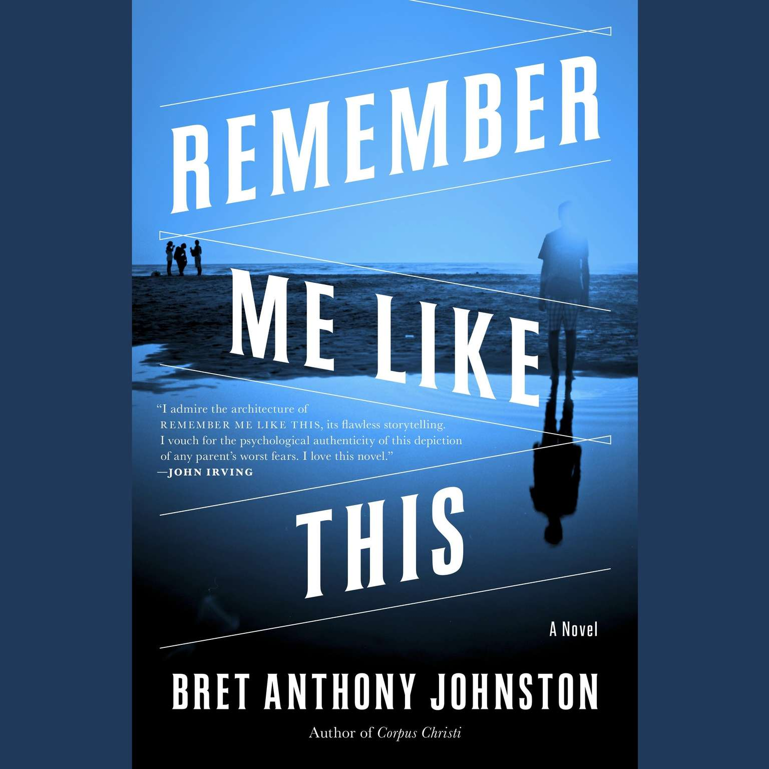 Printable Remember Me Like This: A Novel Audiobook Cover Art