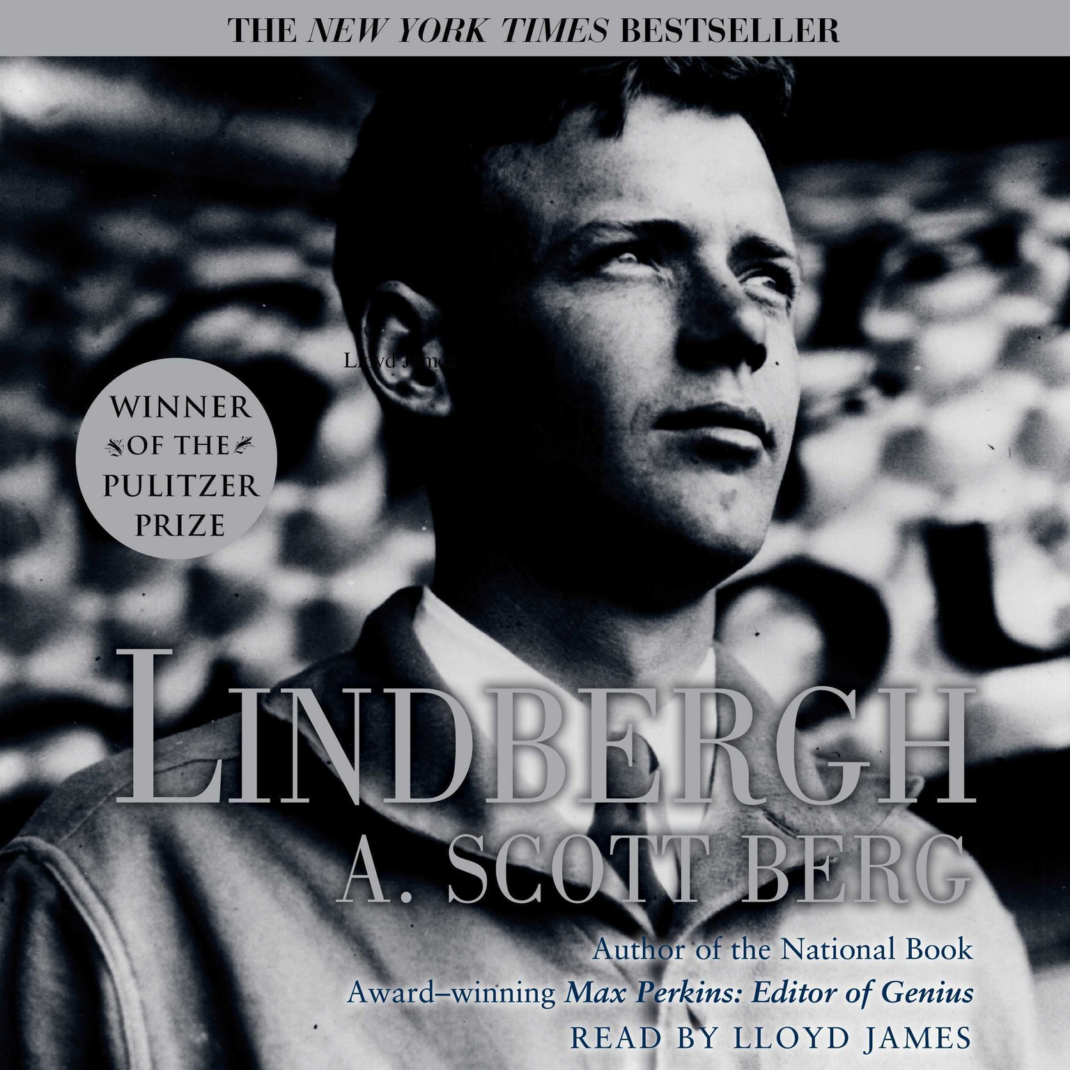 Printable Lindbergh Audiobook Cover Art