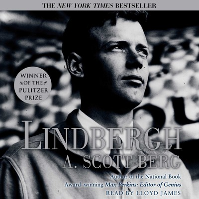 Lindbergh Audiobook, by A. Scott Berg