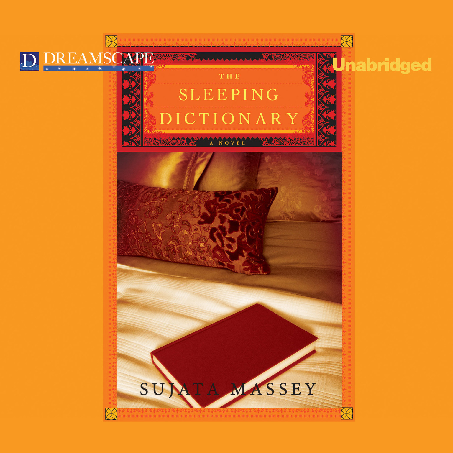 Printable The Sleeping Dictionary Audiobook Cover Art