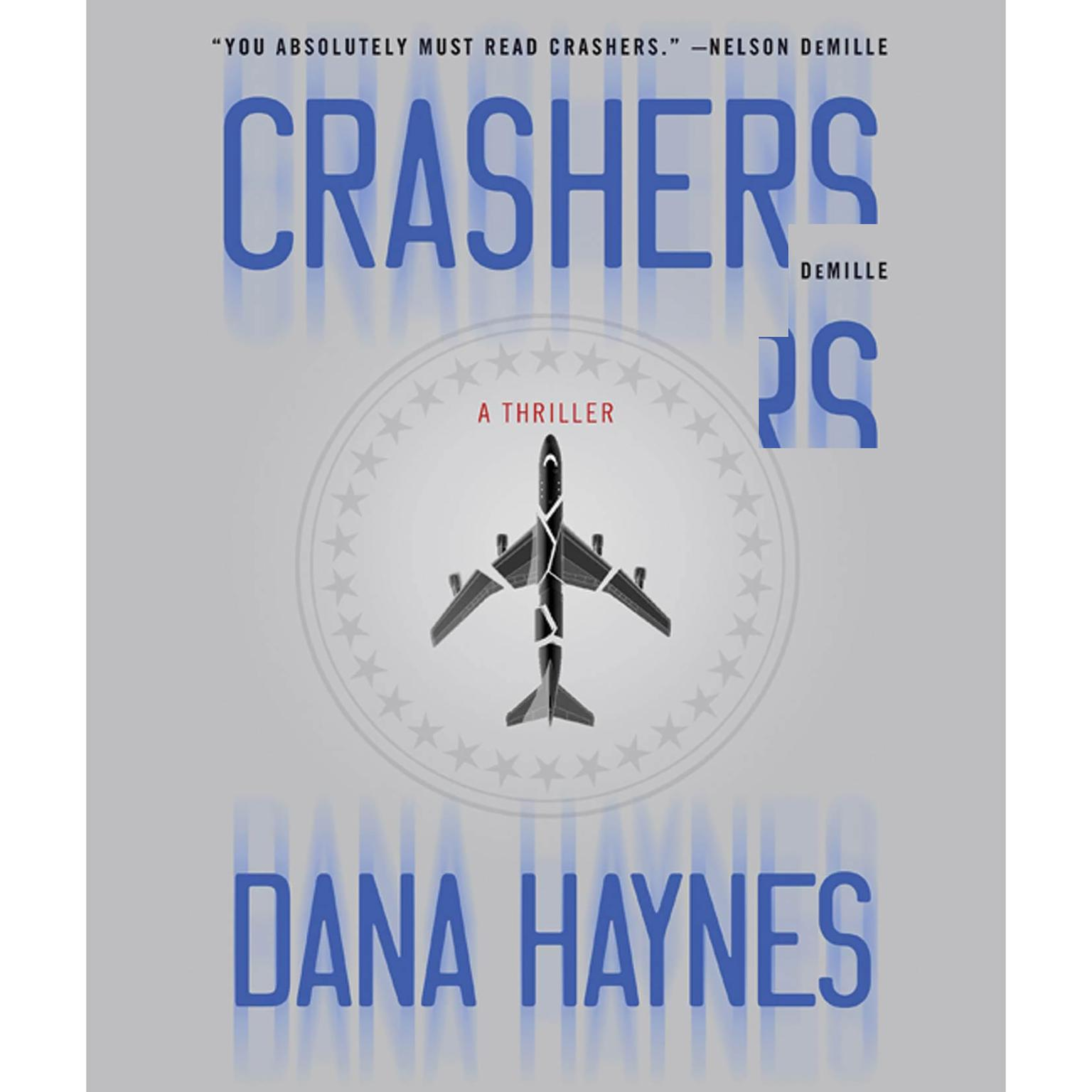 Printable Crashers: A Thriller Audiobook Cover Art
