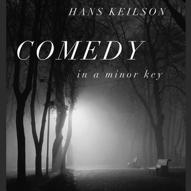 Printable Comedy in a Minor Key: A Novel Audiobook Cover Art