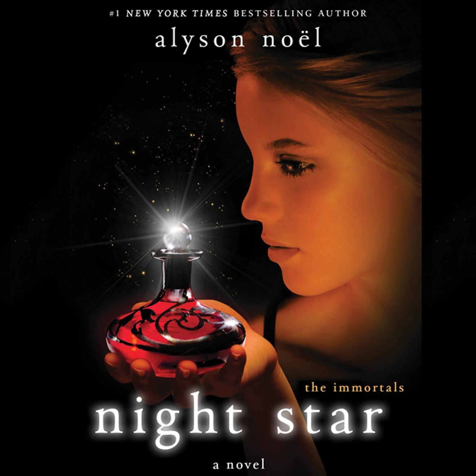 Printable Night Star: A Novel Audiobook Cover Art