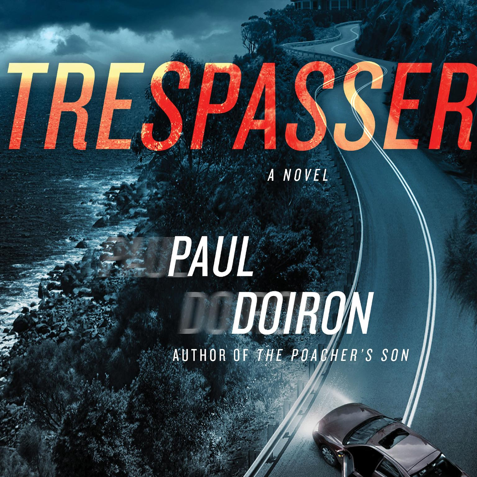 Printable Trespasser: A Novel Audiobook Cover Art
