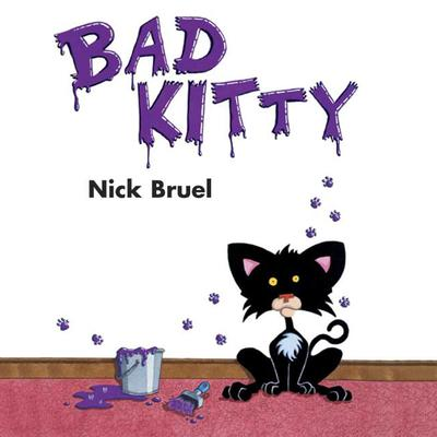 Bad Kitty Audiobook, by Nick Bruel