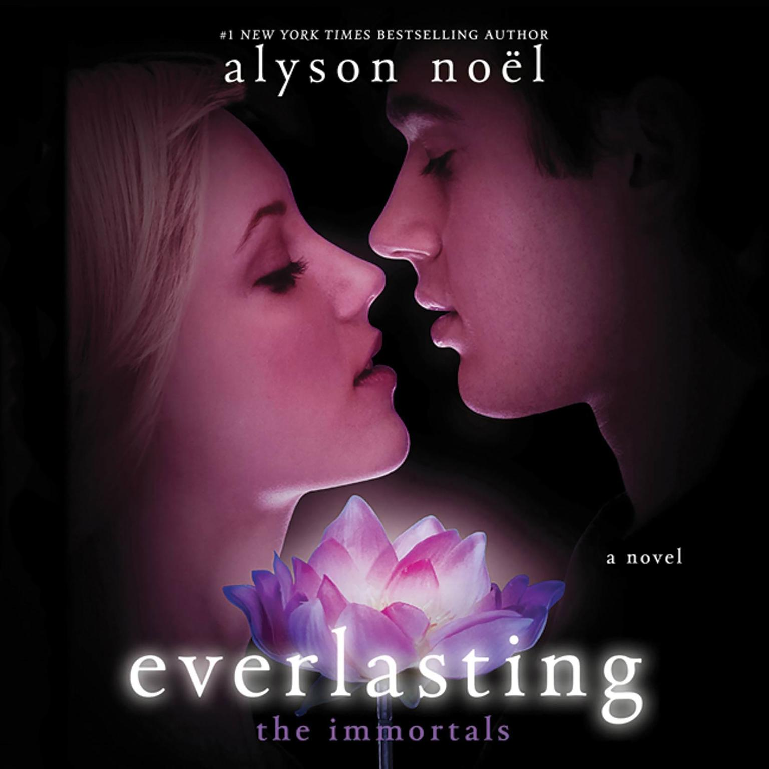 Printable Everlasting: A Novel Audiobook Cover Art