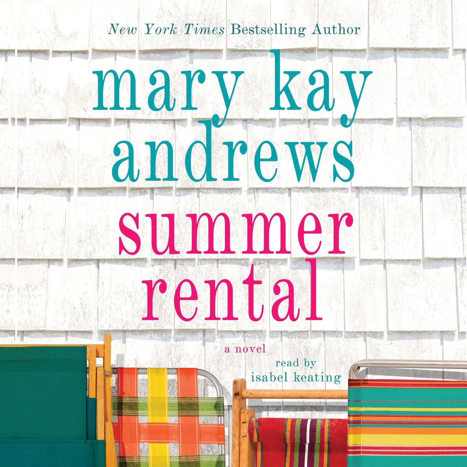 Printable Summer Rental: A Novel Audiobook Cover Art