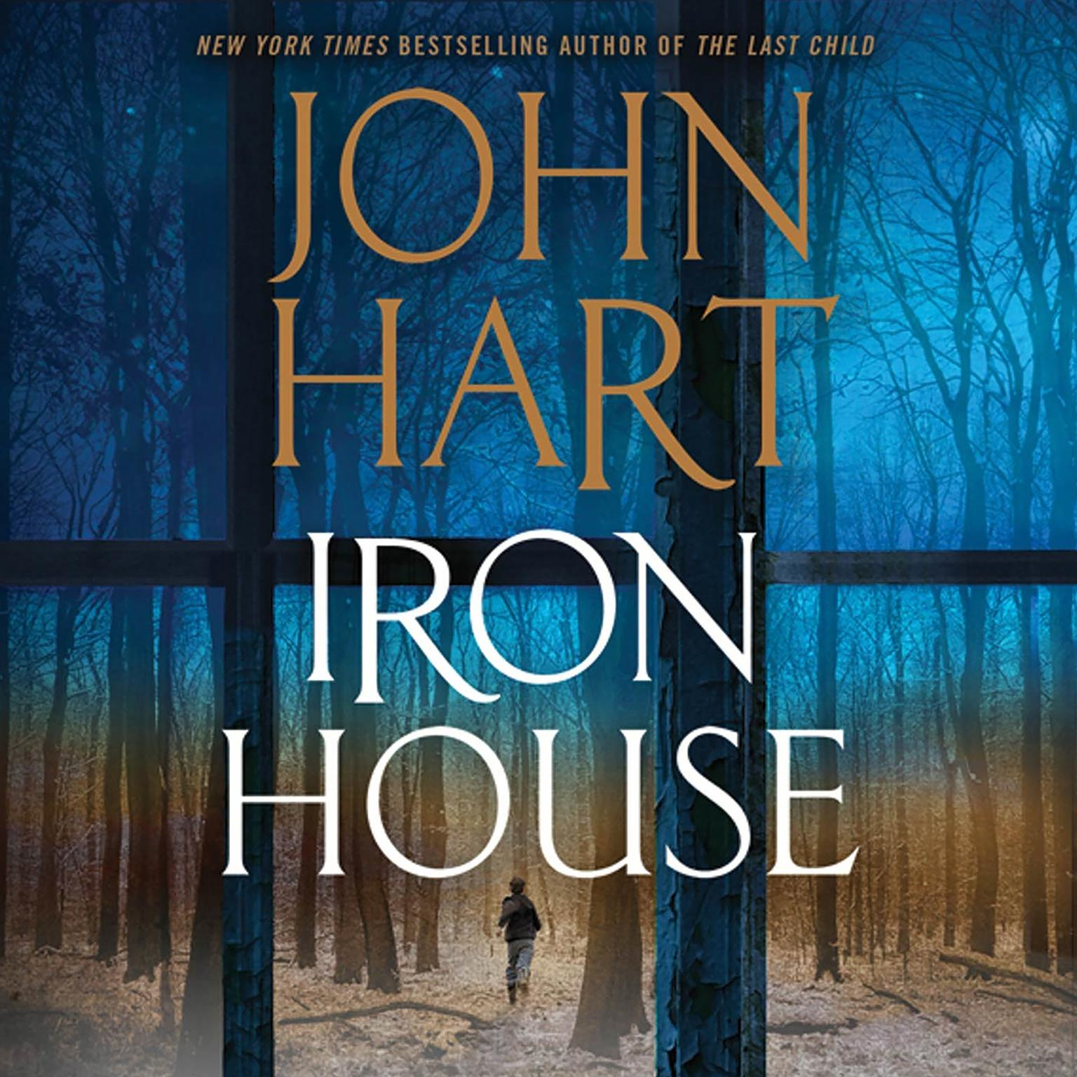 Printable Iron House Audiobook Cover Art