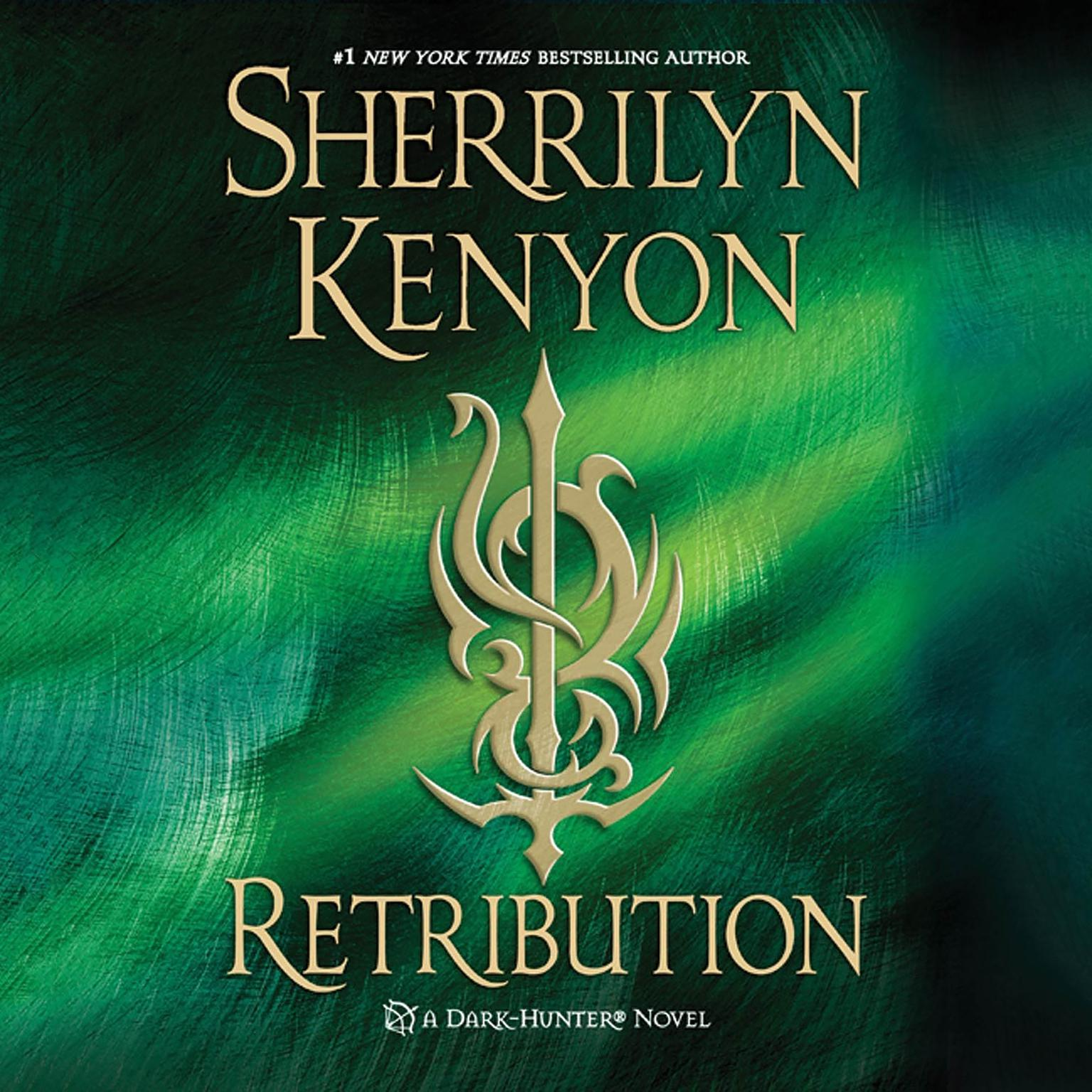 Printable Retribution Audiobook Cover Art