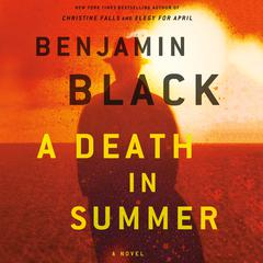 A Death in Summer: A Novel Audiobook, by Benjamin Black