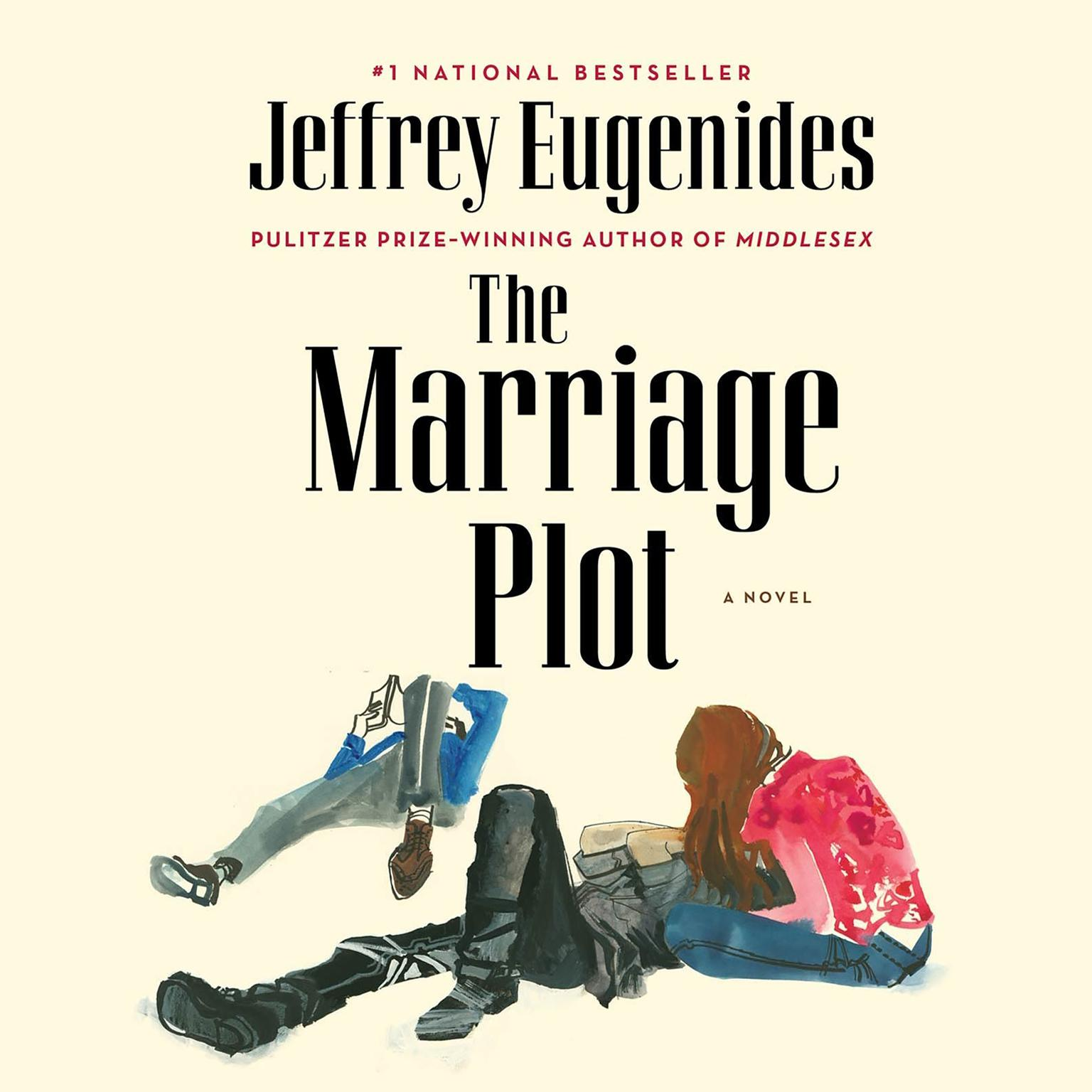 Printable The Marriage Plot: A Novel Audiobook Cover Art