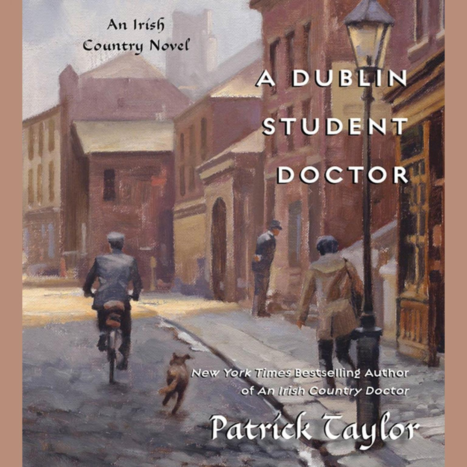 Printable A Dublin Student Doctor: An Irish Country Novel Audiobook Cover Art