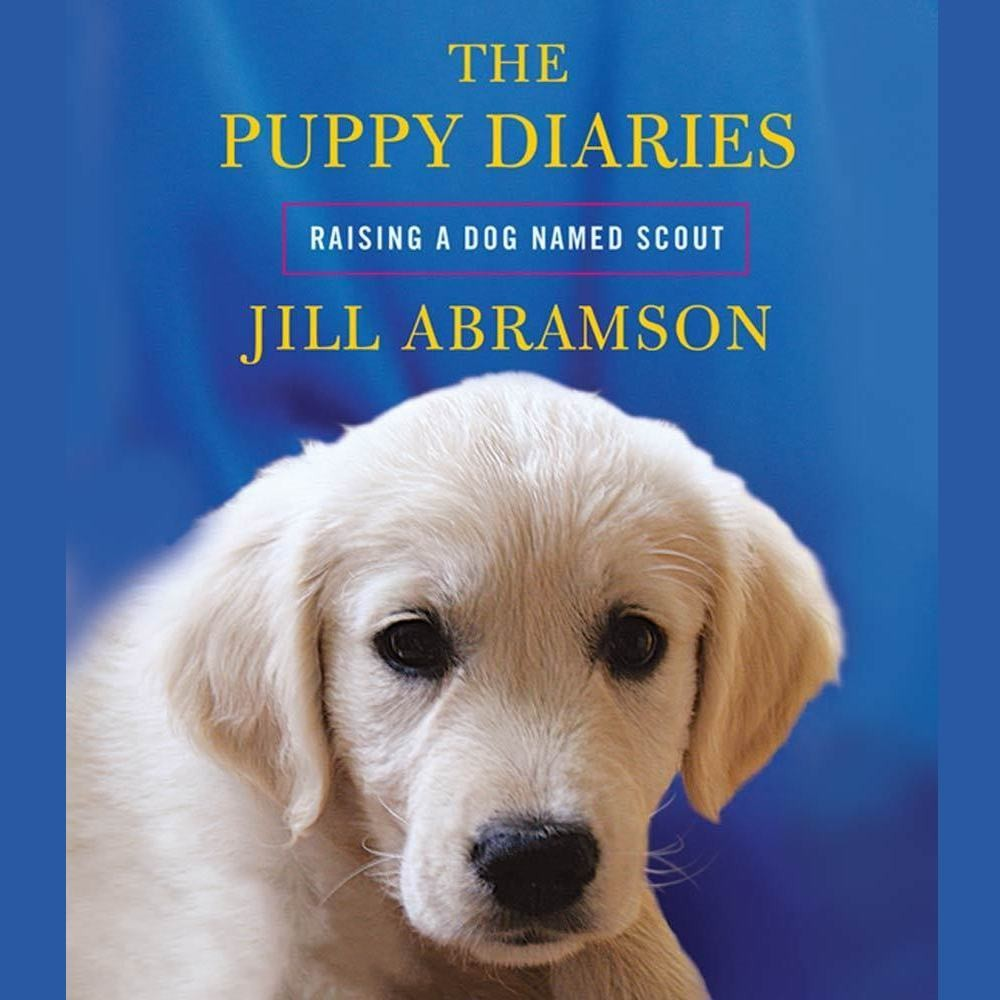 Printable The Puppy Diaries: Raising a Dog Named Scout Audiobook Cover Art