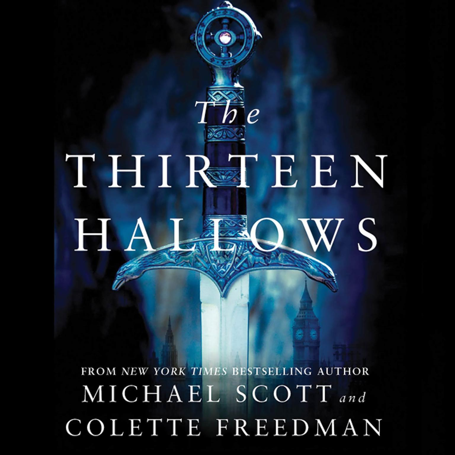 Printable The Thirteen Hallows Audiobook Cover Art