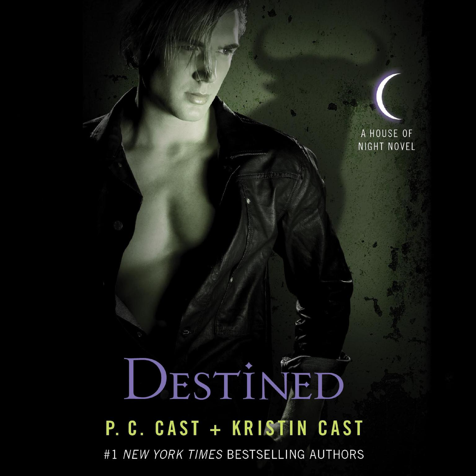 Printable Destined Audiobook Cover Art