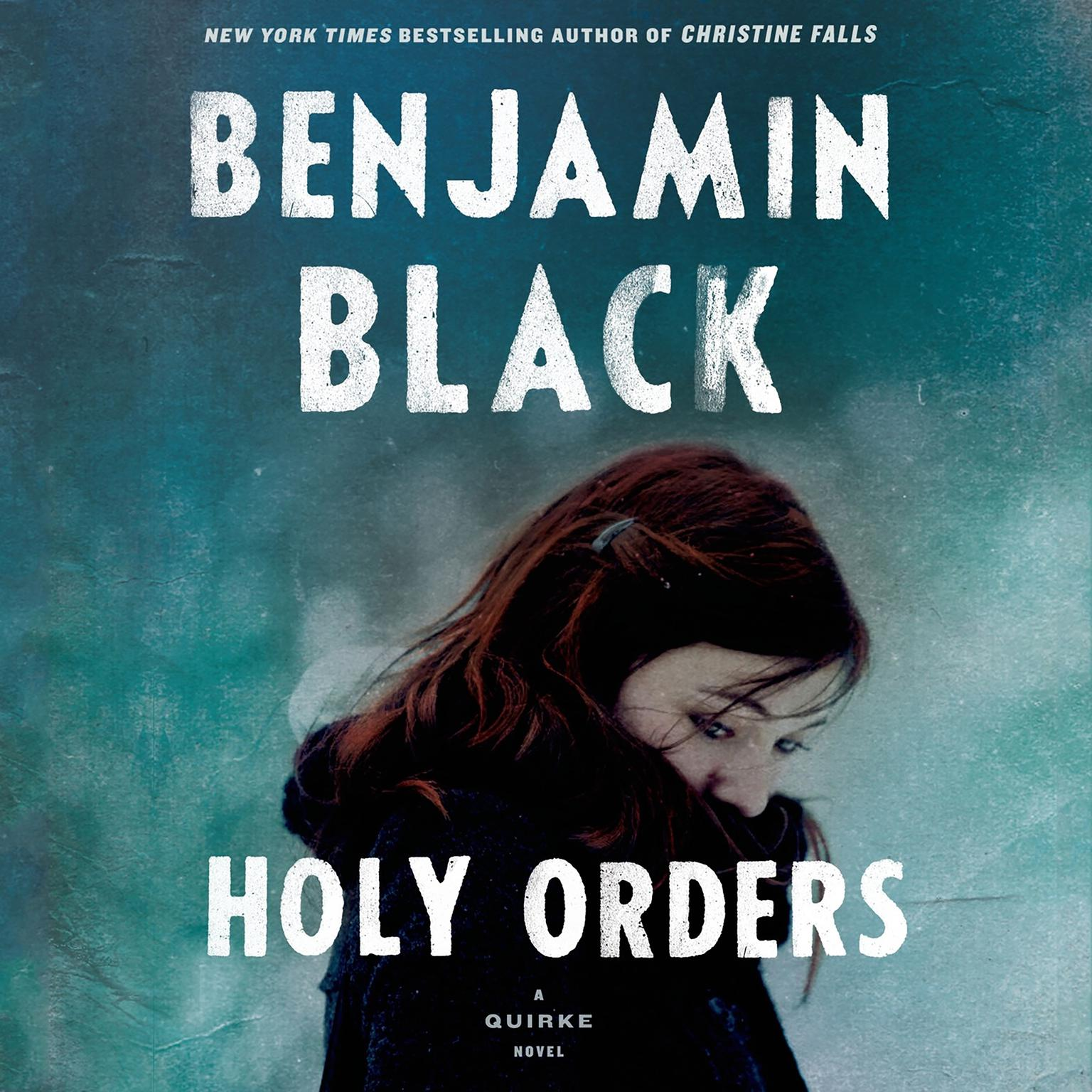 Printable Holy Orders: A Quirke Novel Audiobook Cover Art