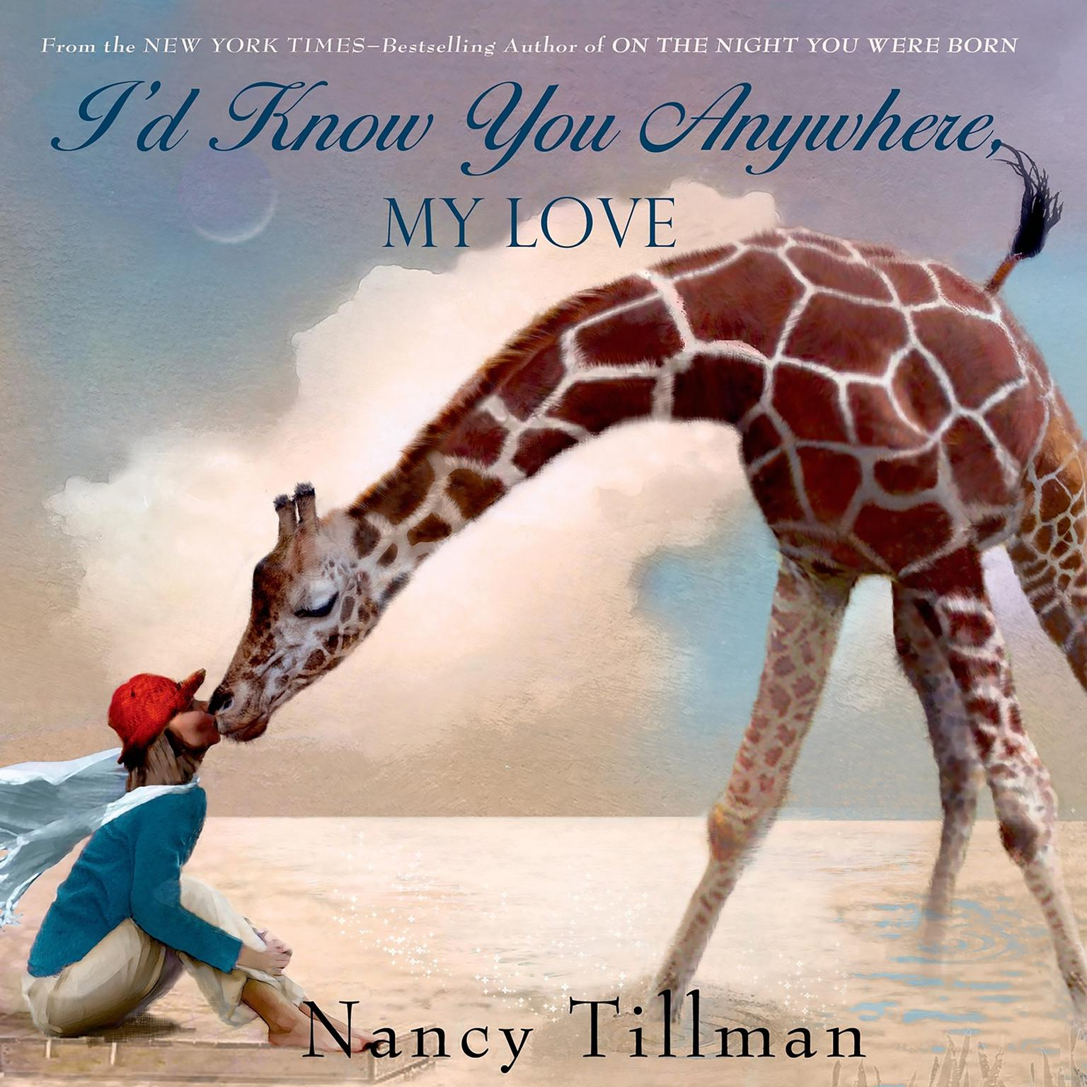 Printable I'd Know You Anywhere, My Love Audiobook Cover Art