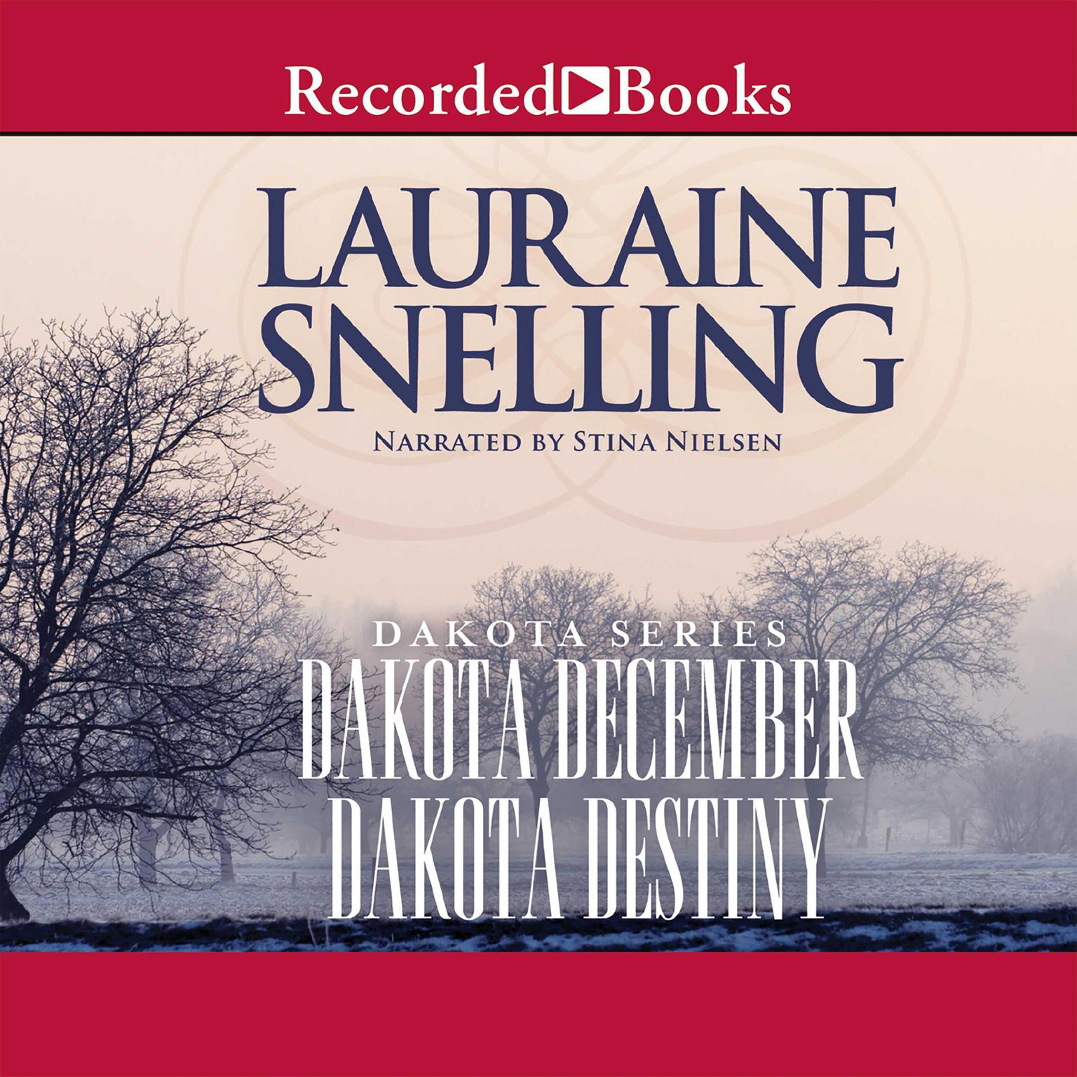 Printable Dakota December and Dakota Destiny Audiobook Cover Art