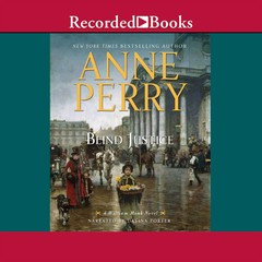 Blind Justice Audiobook, by Anne Perry