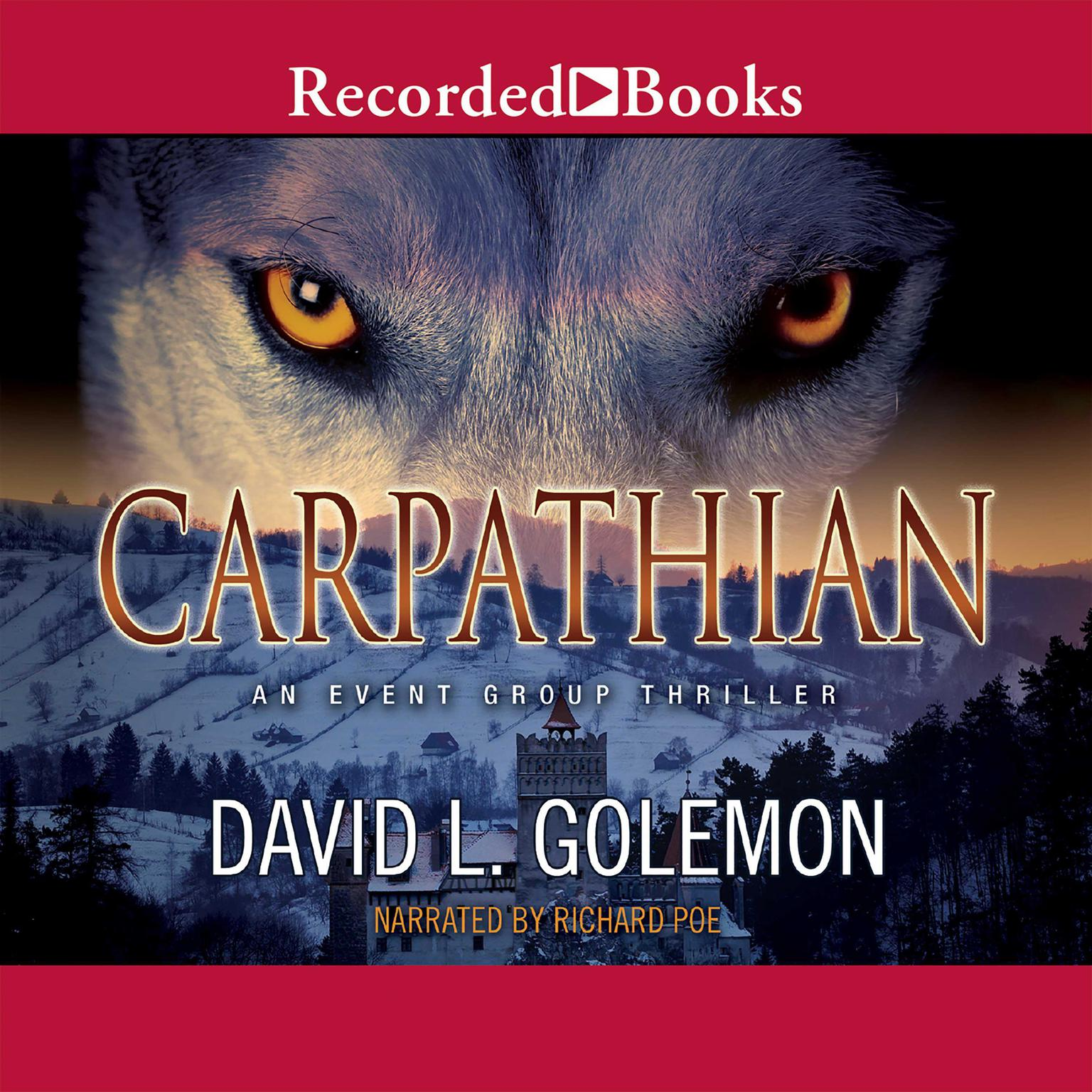 Printable Carpathian Audiobook Cover Art