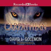 Carpathian Audiobook, by David L. Golemon