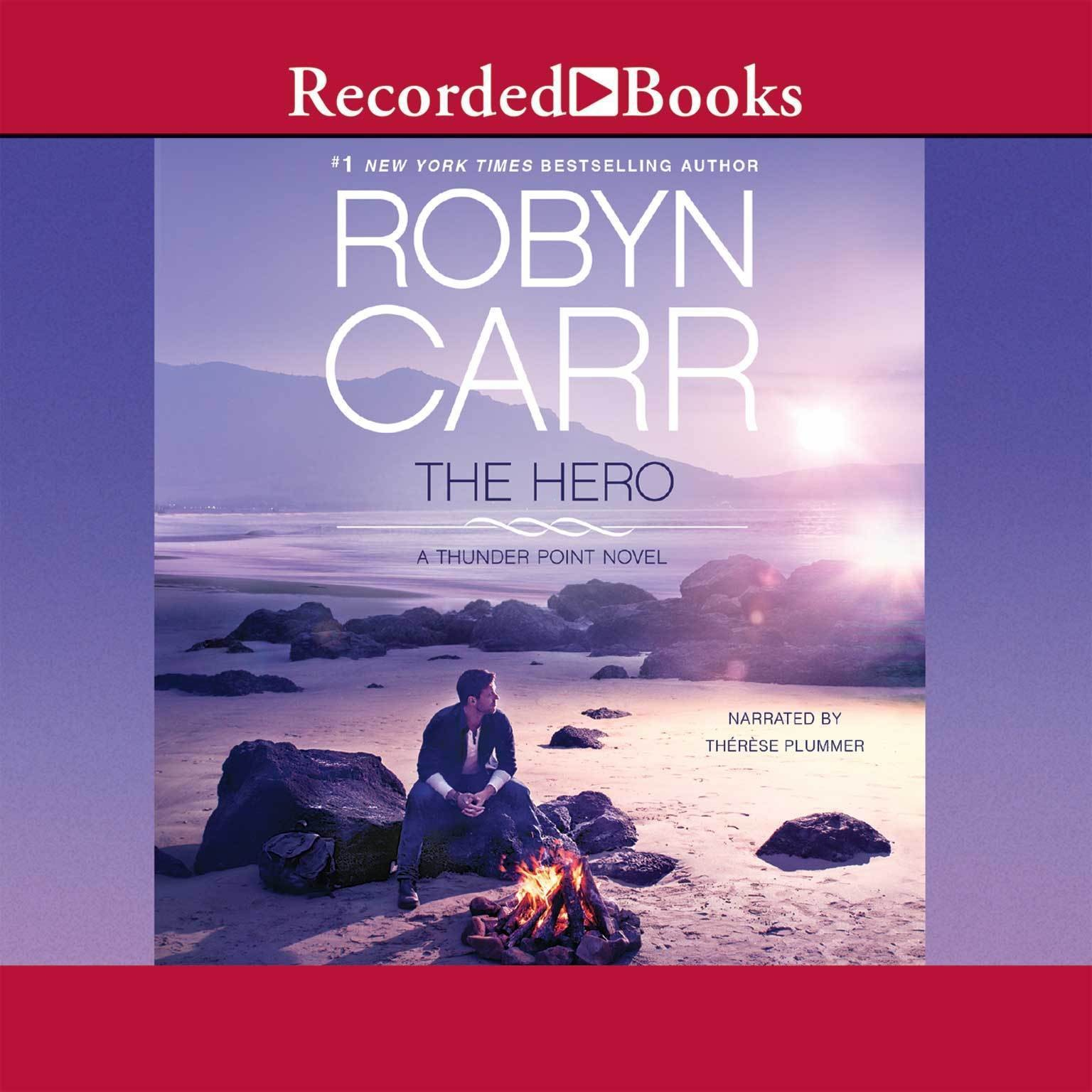 Printable The Hero Audiobook Cover Art