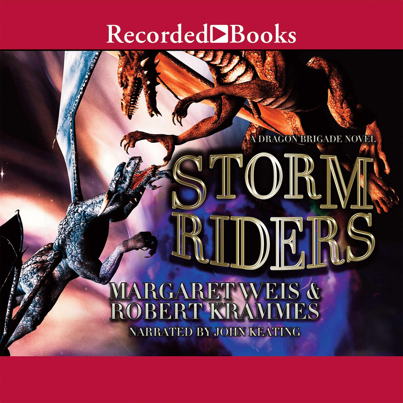 Printable Storm Riders Audiobook Cover Art