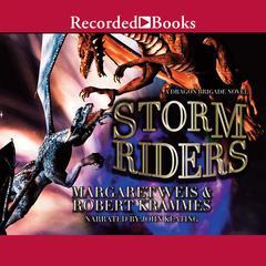 Storm Riders Audiobook, by Margaret Weis, Robert Krammes