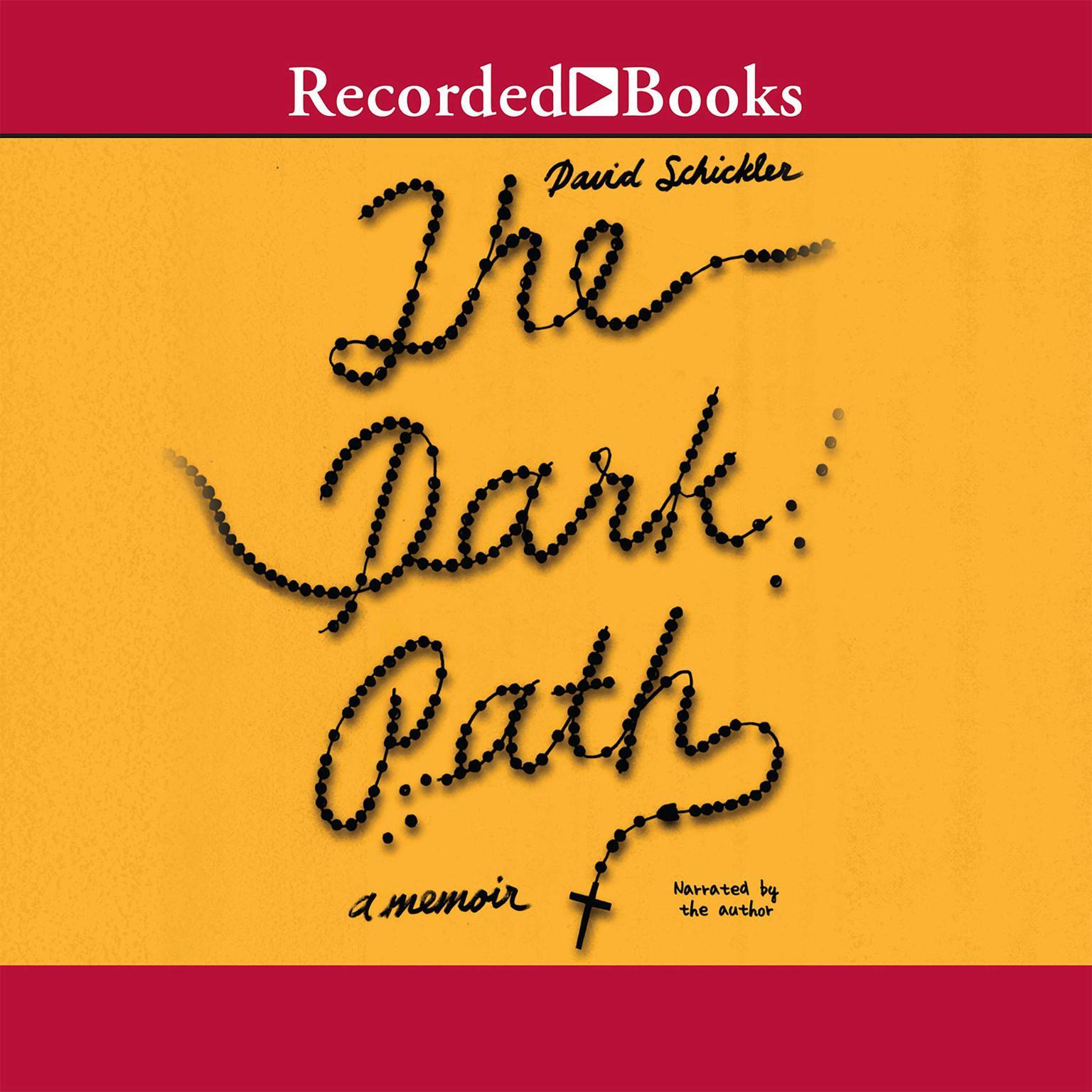 Printable The Dark Path Audiobook Cover Art
