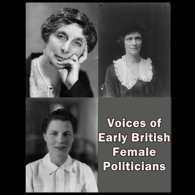 Voices of Early British Female Politicians Audiobook, by Katharine Ramsey