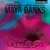 Letting Go Audiobook, by Maya Banks