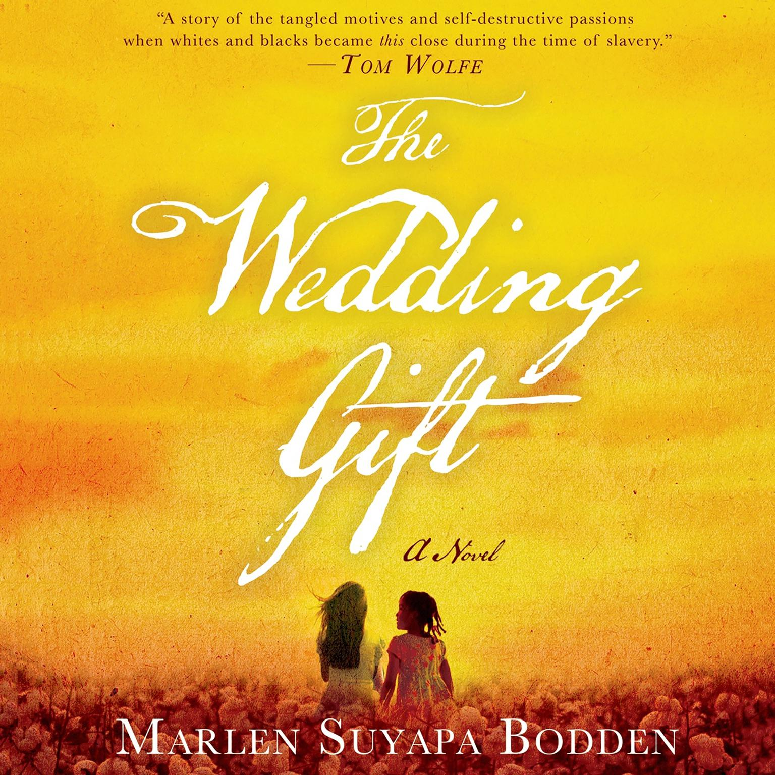 Printable The Wedding Gift Audiobook Cover Art