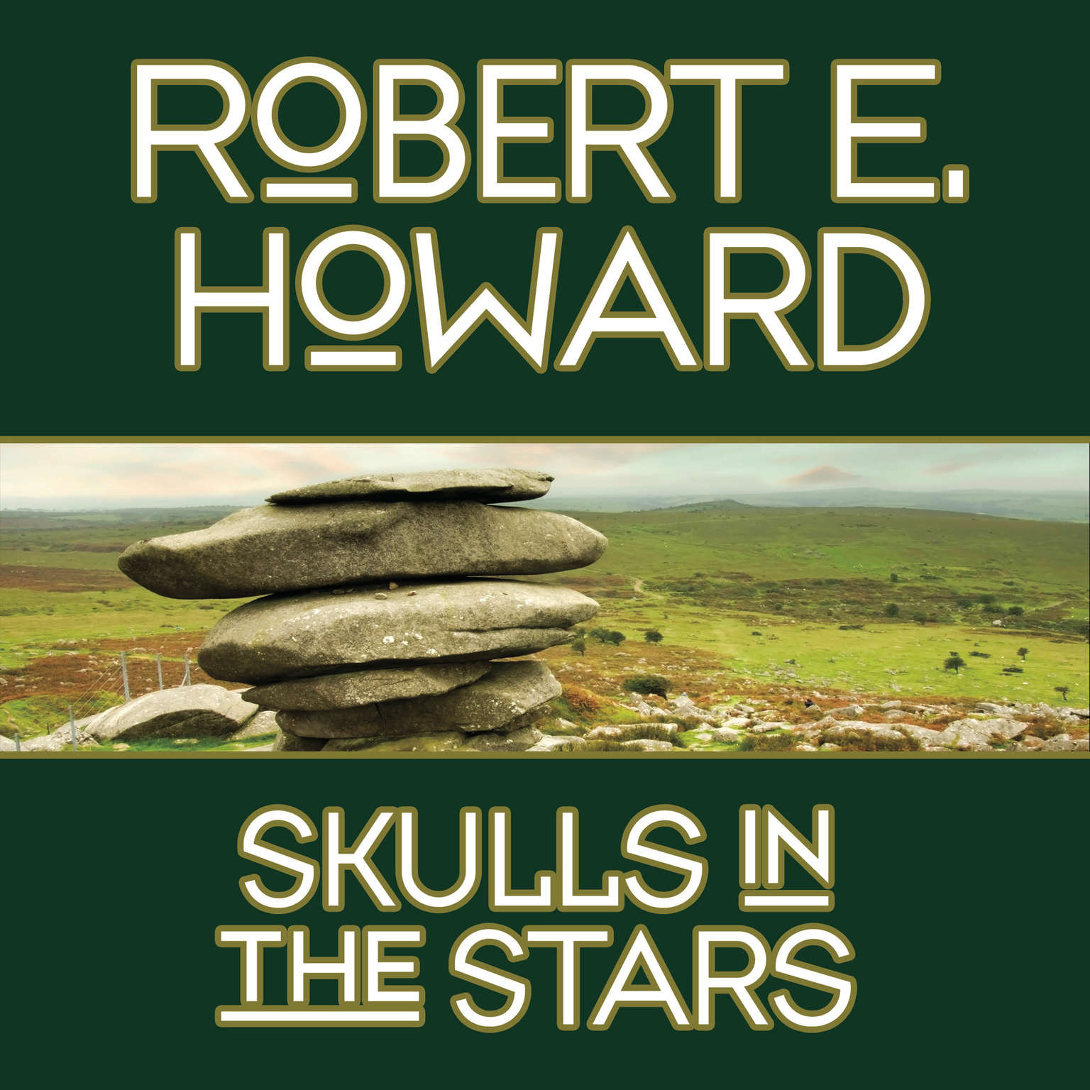Printable Skulls in the Stars Audiobook Cover Art
