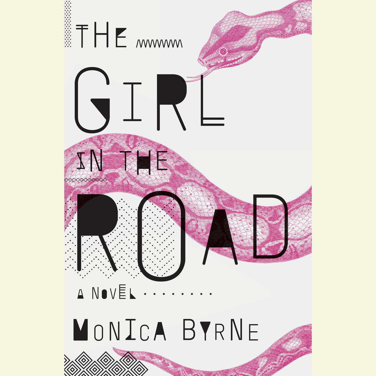 Printable The Girl in the Road: A Novel Audiobook Cover Art