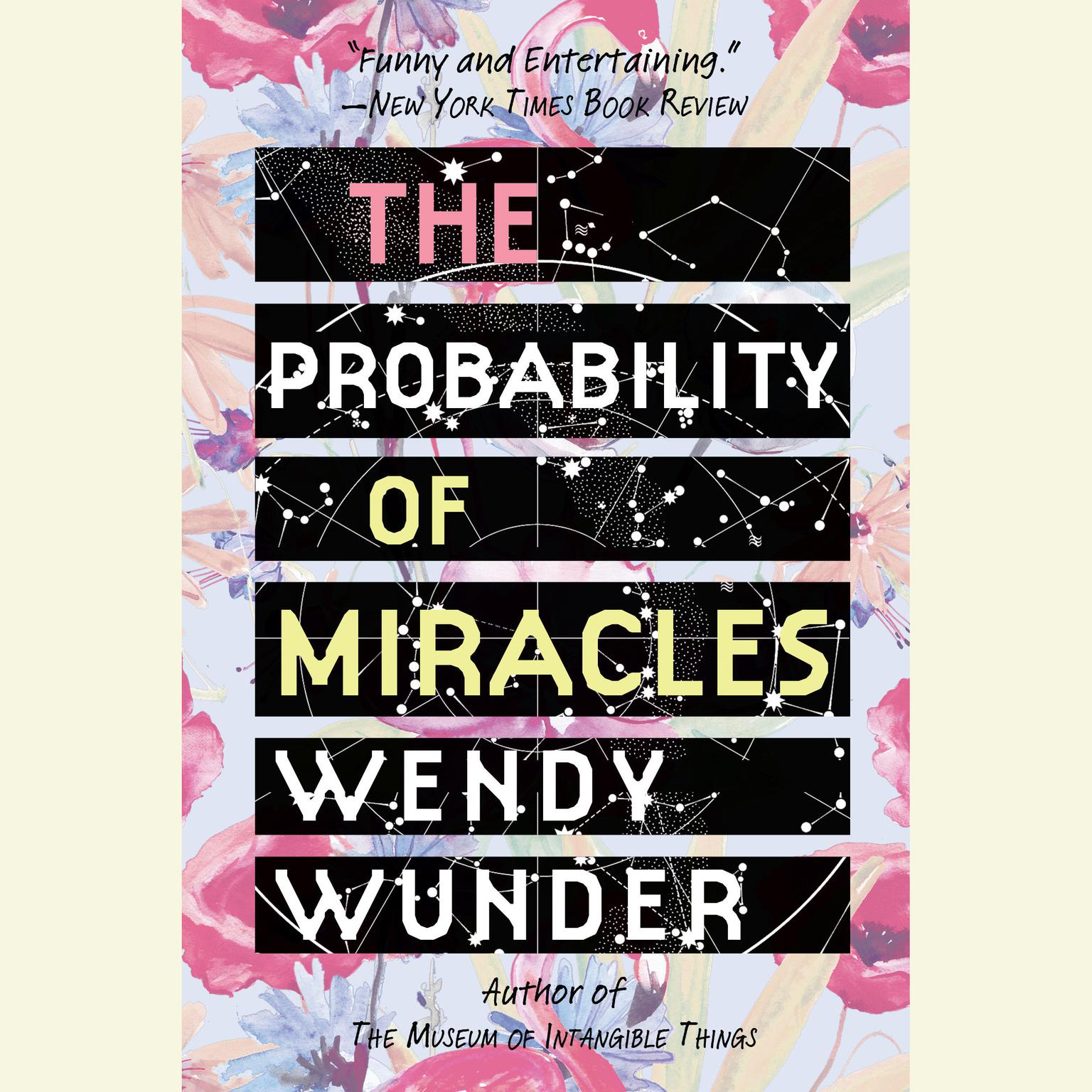 Printable The Probability of Miracles Audiobook Cover Art