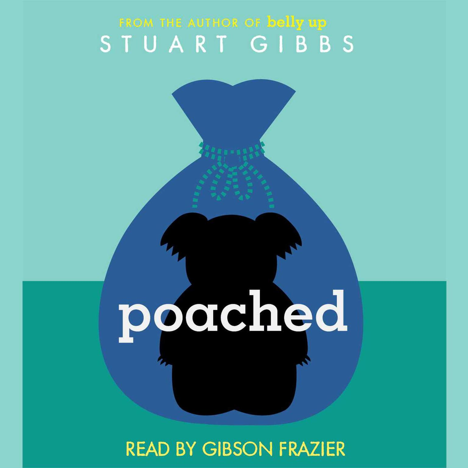 Printable Poached Audiobook Cover Art