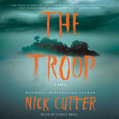 The Troop Audiobook, by Nick Cutter