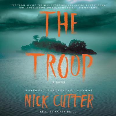 The Troop Audiobook, by