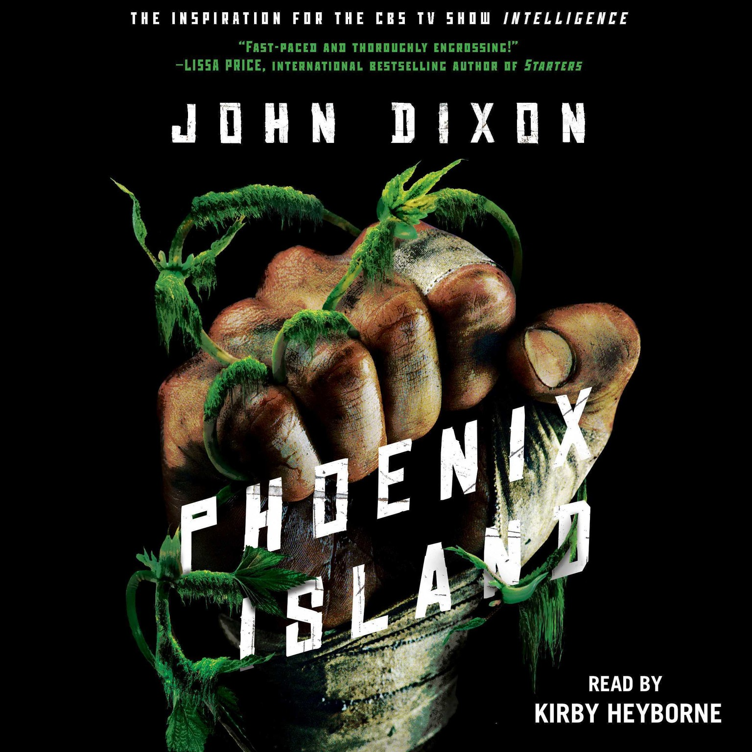 Printable Phoenix Island Audiobook Cover Art
