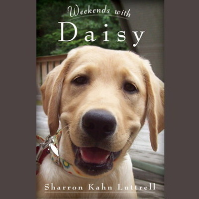 Printable Weekends with Daisy Audiobook Cover Art