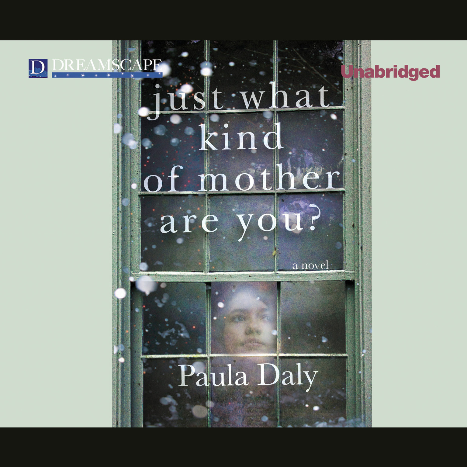 Printable Just What Kind of Mother Are You? Audiobook Cover Art
