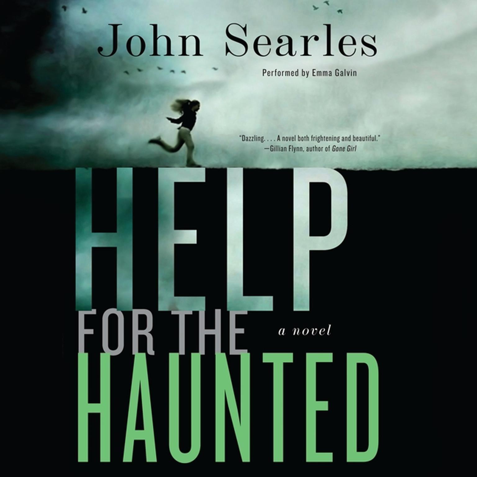 Printable Help for the Haunted: A Novel Audiobook Cover Art