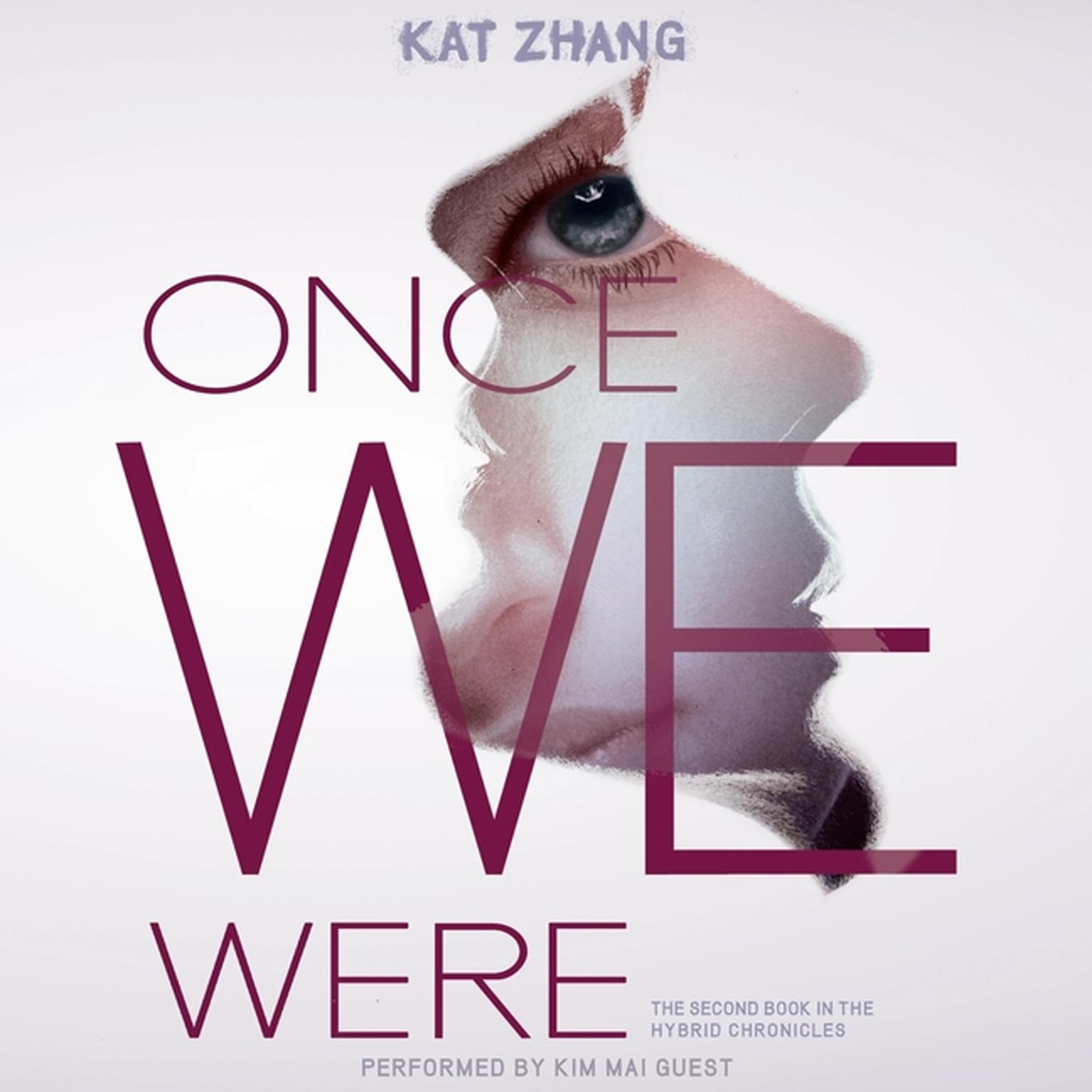 Printable Once We Were Audiobook Cover Art