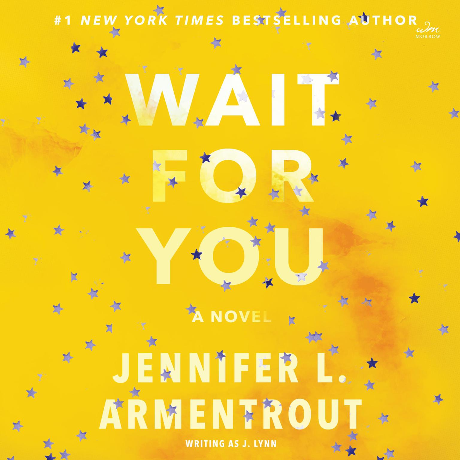 Printable Wait for You Audiobook Cover Art