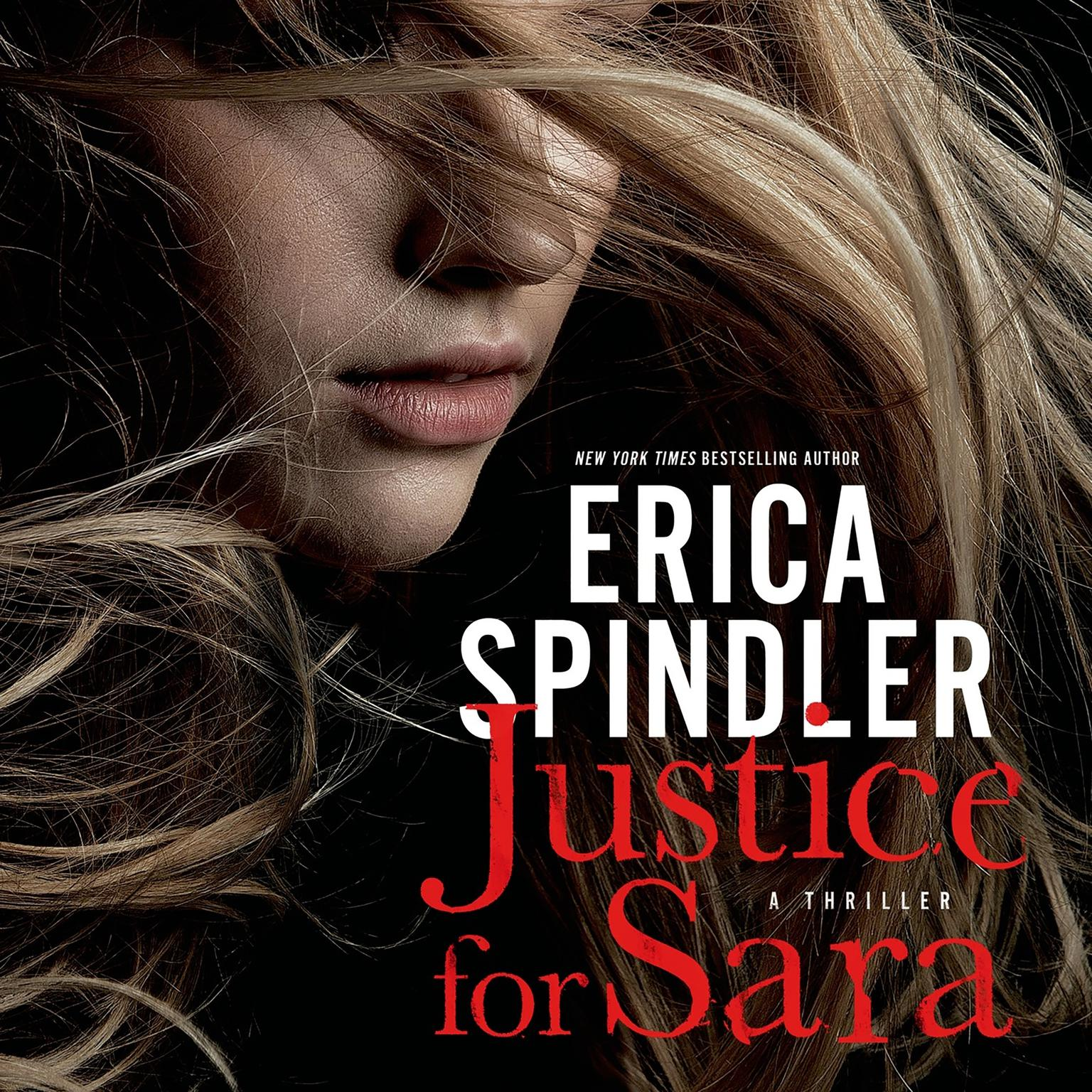 Printable Justice for Sara: A Thriller Audiobook Cover Art