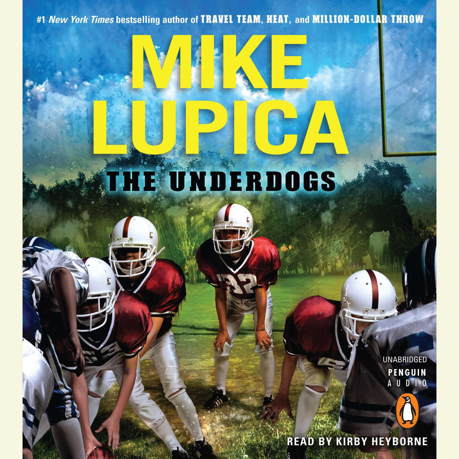 Printable The Underdogs: Children, Dogs, and the Power of Unconditional Love Audiobook Cover Art
