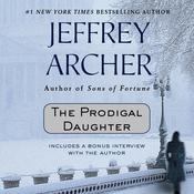 Prodigal Daughter Audiobook, by Jeffrey Archer
