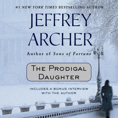 The Prodigal Daughter Audiobook, by Jeffrey Archer