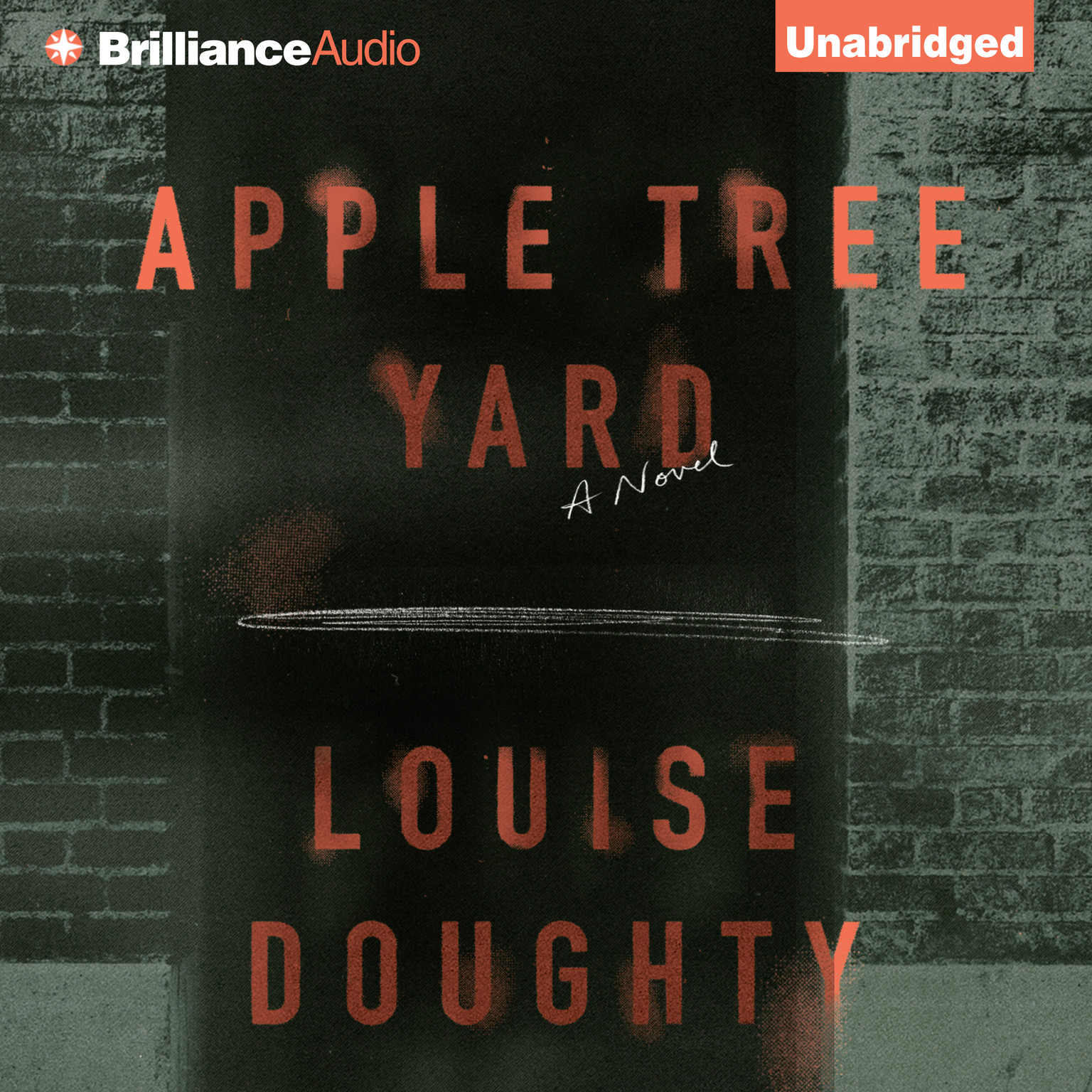 Printable Apple Tree Yard: A Novel Audiobook Cover Art