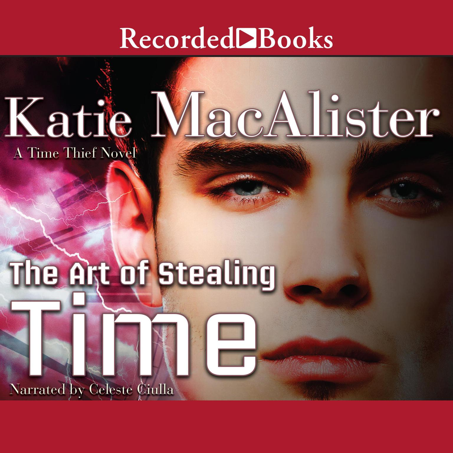 Printable The Art of Stealing Time Audiobook Cover Art